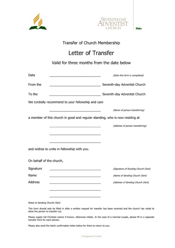 download-sample-transfer-letter-of-church-membership Offer Letter Email Template on how accept job, template for, acceptance job, example sending, format via,