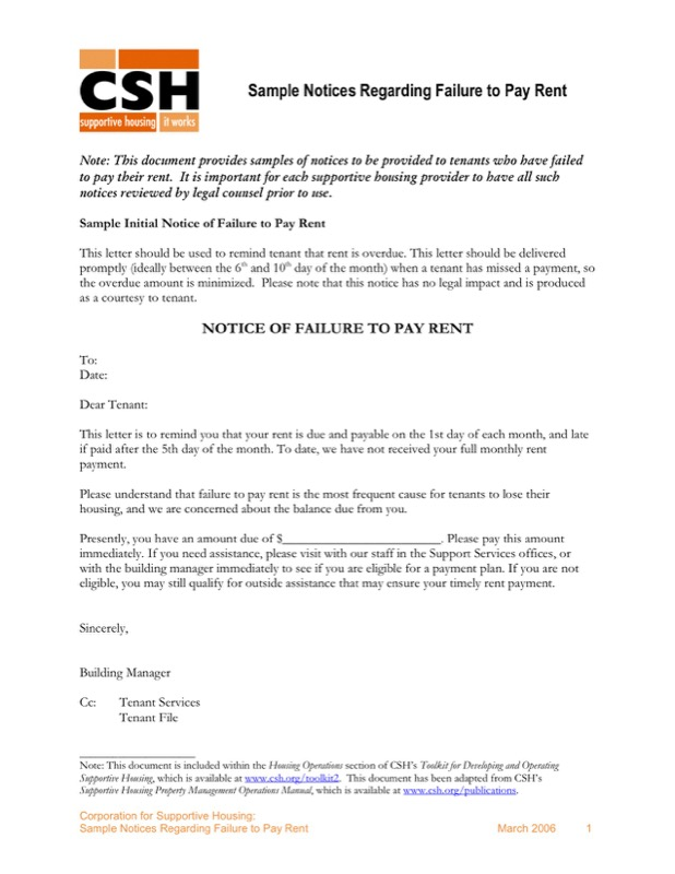 Final Notice Overdue Invoice Letter