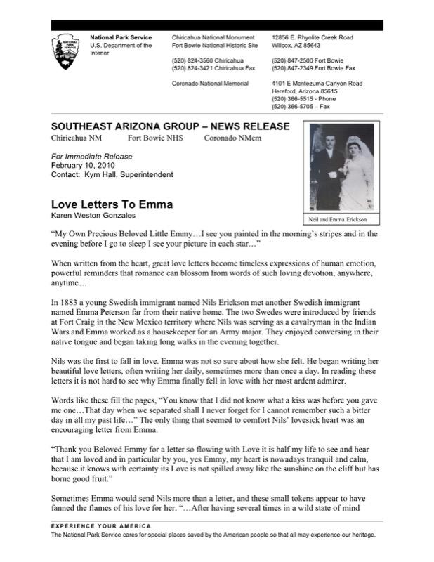 Goodbye Love Letter
